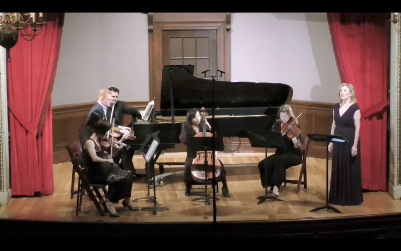 Ode to Napoleon Buonaparte, Op 41 by Schoenberg with counter)induction. New York, 2011.