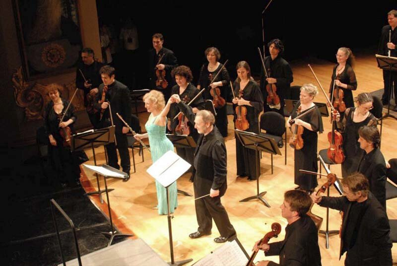Ibert Concerto at the Cartagena Festival, Colombia. Photo Marilynne Herbert.