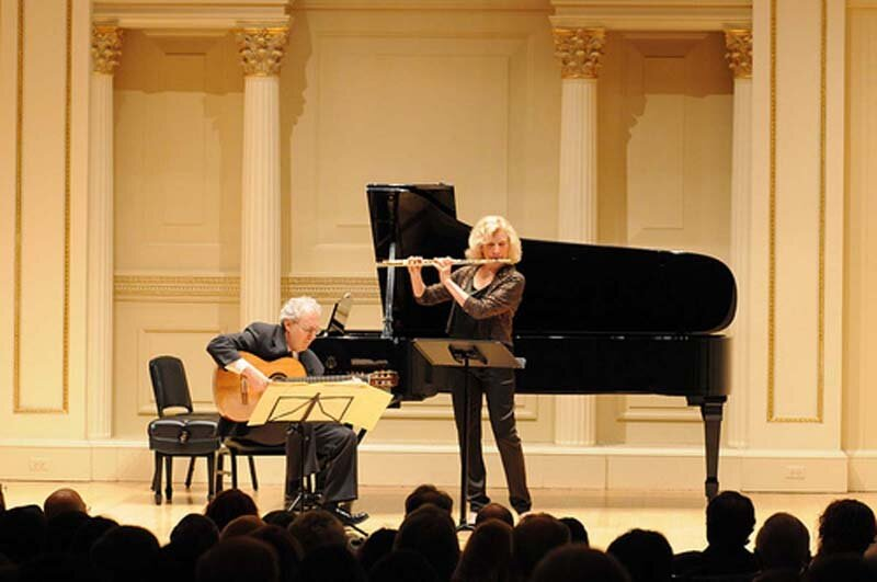 Classical Music Recording Foundation with Frederic Hand, Weill Hall at Carnegie Hall.