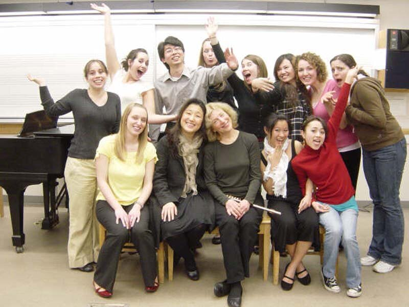 with Donna Shin with Donna Shin and Studio, University of Washington.nd Studio, University of Washington.