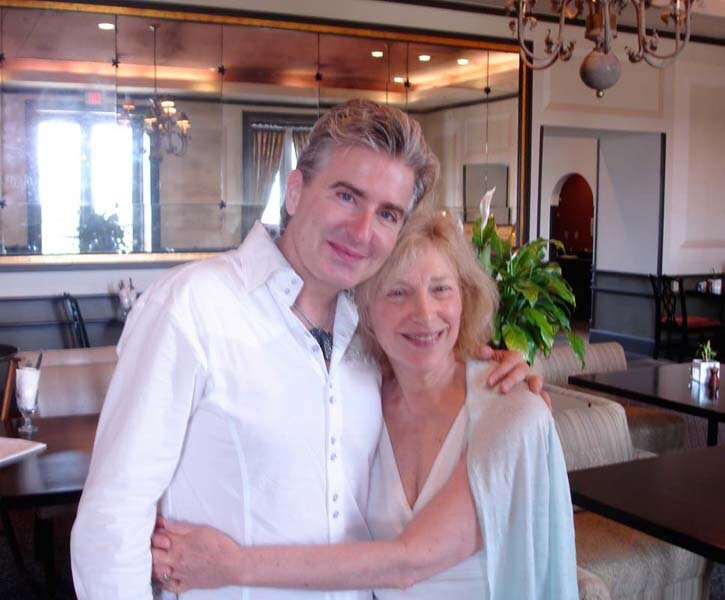 with Jean-Yves Thibaudet.