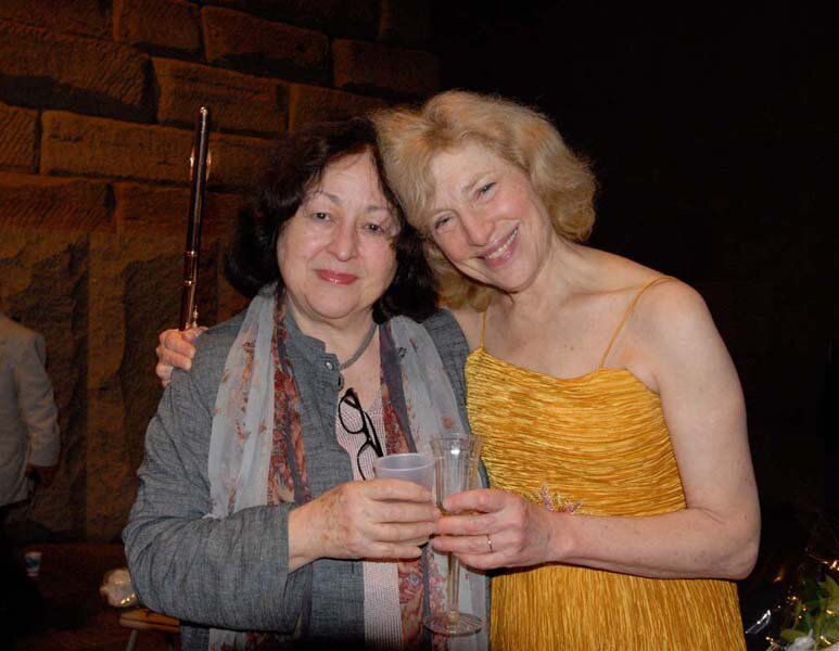 Celebrating 30 years of wonderful music with Hilde Limondjian, Concert Director, Metropolitan Museum, NY.