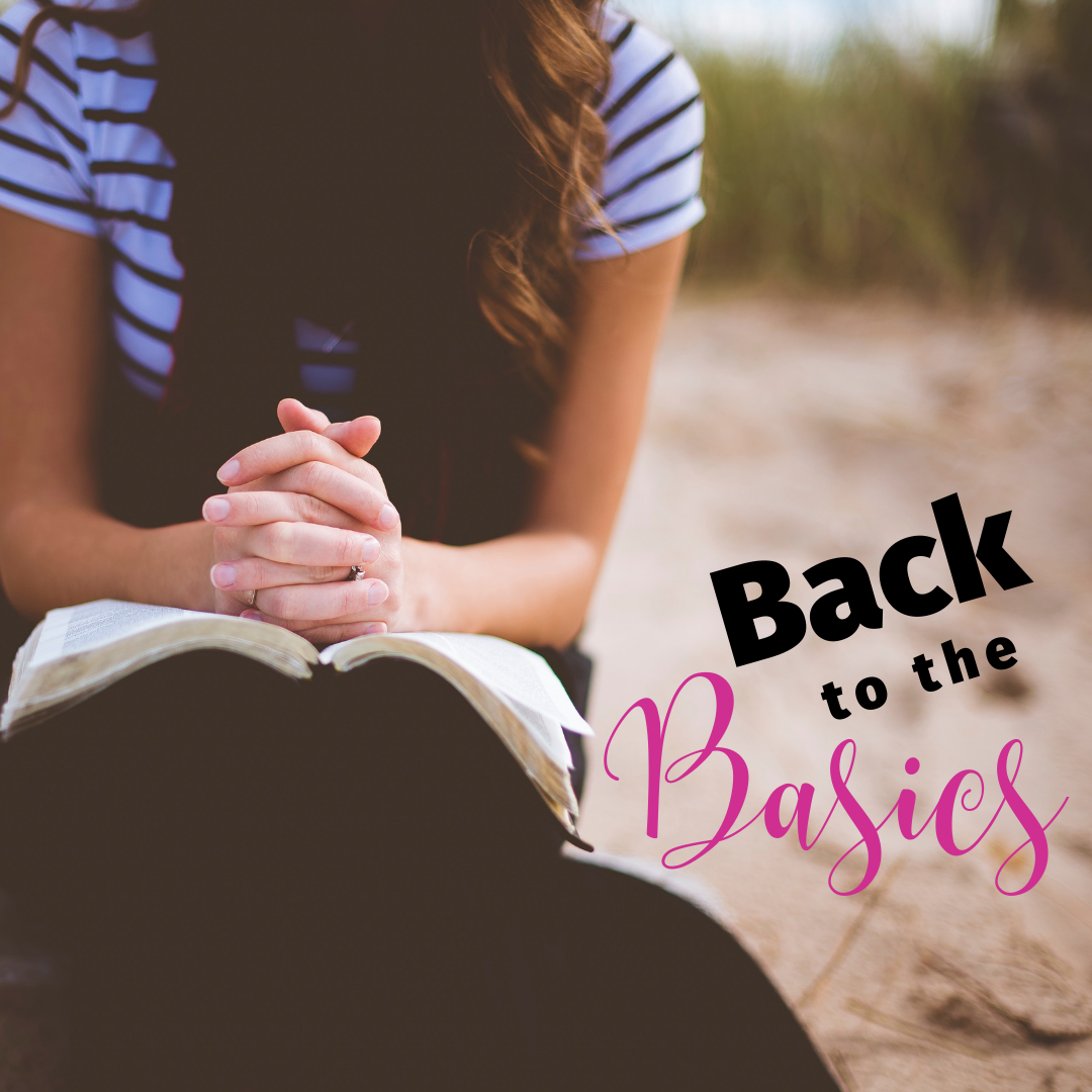 Back to the Basics Series -