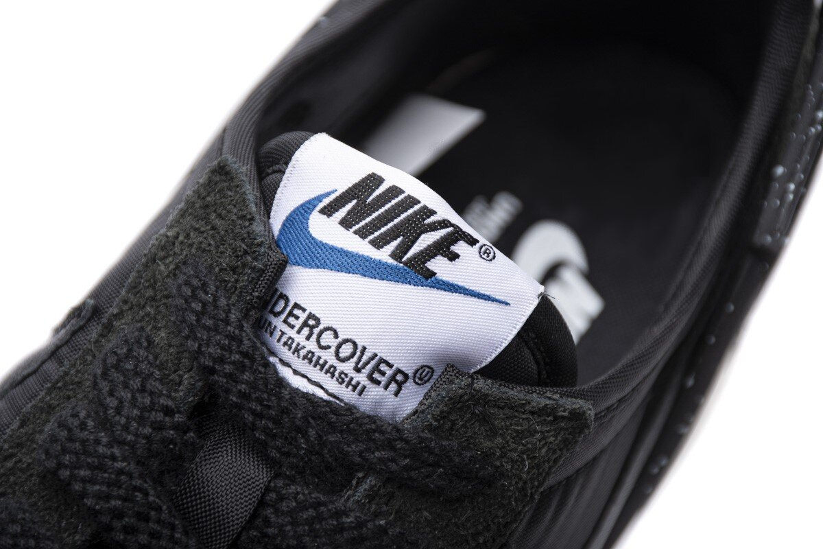 Nike Daybreak Undercover Black — Old Fashion Shoes