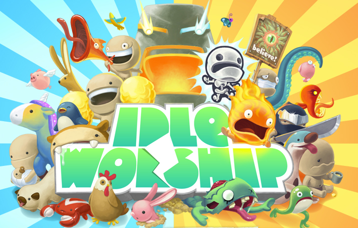 IDLE WORSHIP:  INDY VIDEO    Sound Design   Idle Games - Pyramind