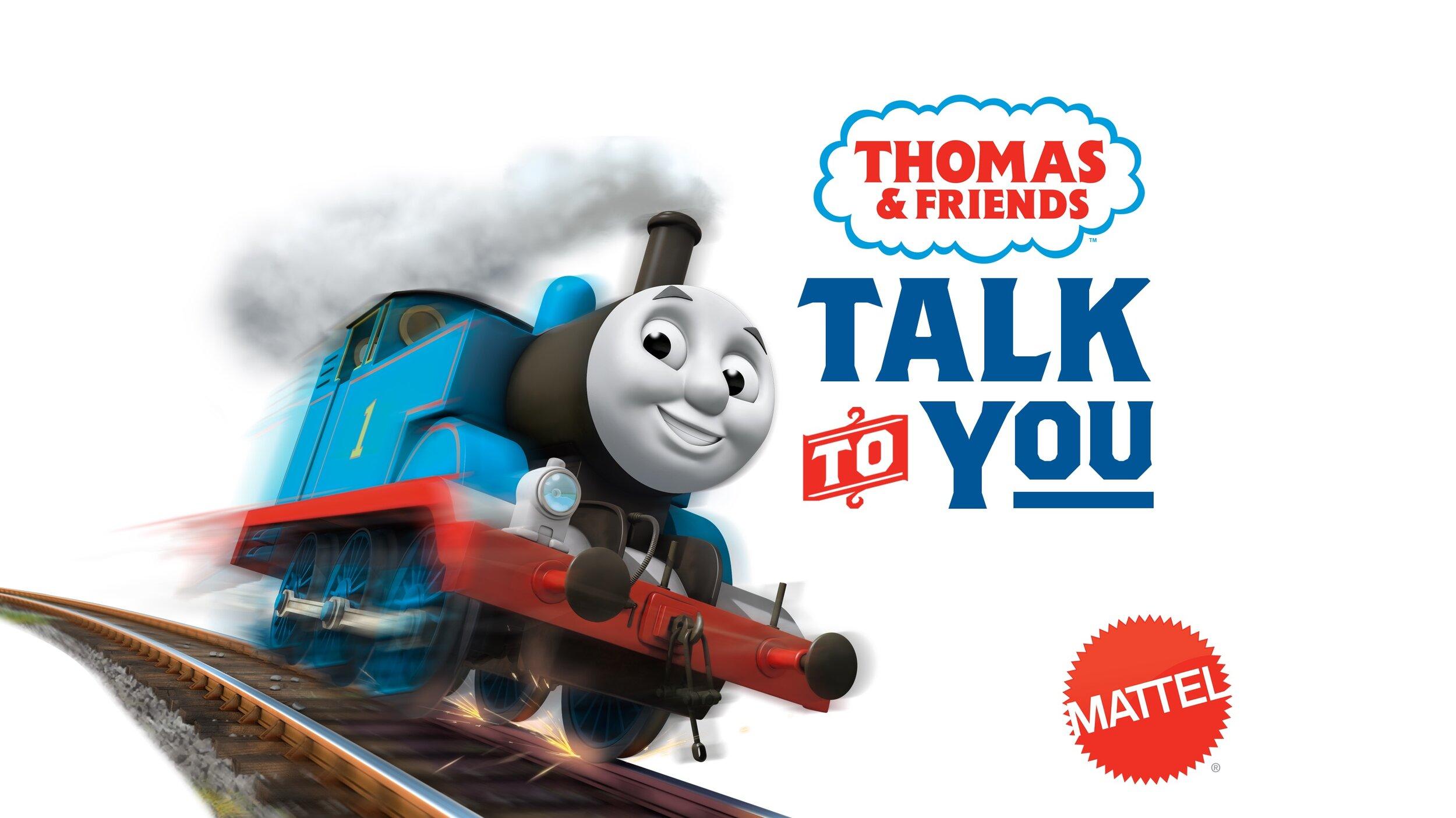 THOMAS AND FRIENDS TALK TO YOU:  VOICE GAME    Sound Designer, Sound Editor   Mattel - ToyTalk
