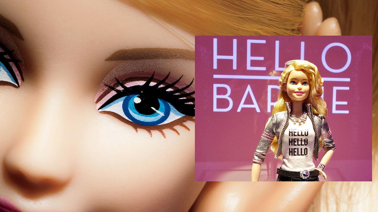 HELLO BARBIE:  INTERACTIVE DOLL    Supervising Sound Editor   Mattel - ToyTalk