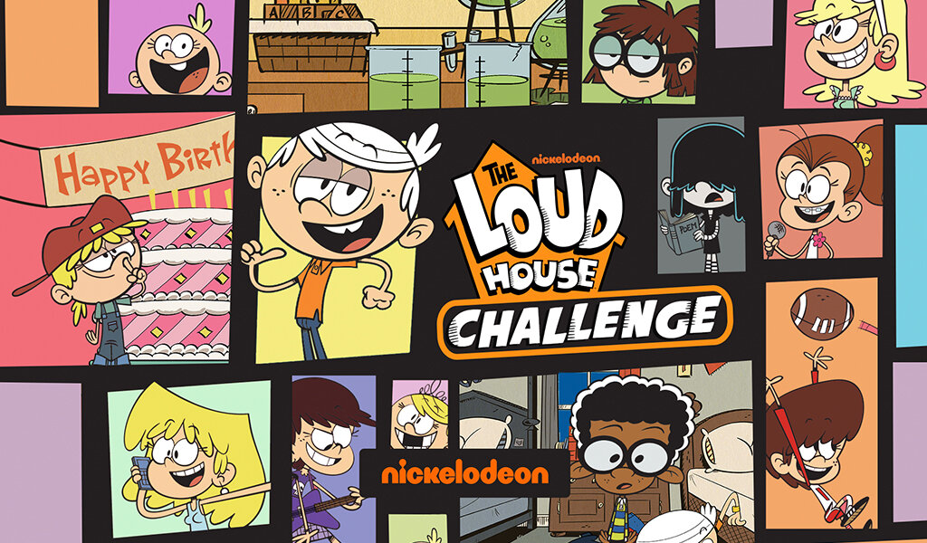 THE LOUD HOUSE CHALLENGE:  VOICE GAME    Sound Designer, Supervising Sound Editor   Nickelodeon - Xandra