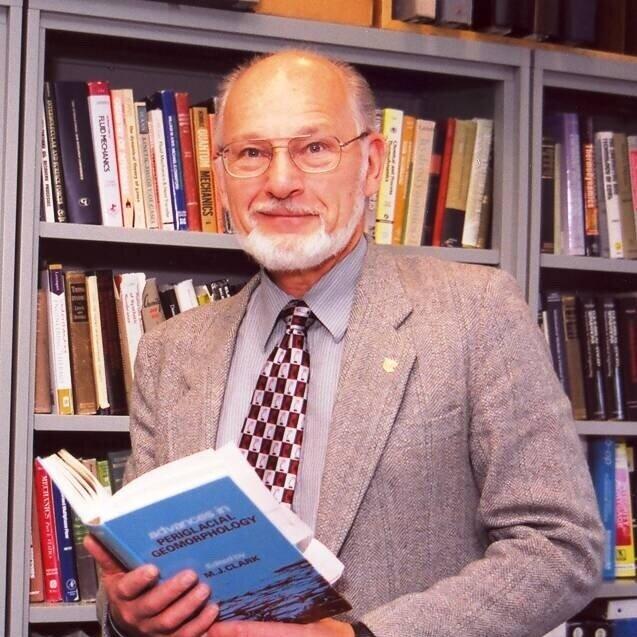 Professor William B. Krantz - Professor Emeritus at the University of Colorado and Cincinnati