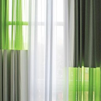 Copy of Kimik Design Gordijn No.17 Drie Lagen