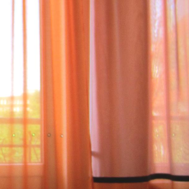 Copy of Kimik Design Gordijn No.24 O o oranje