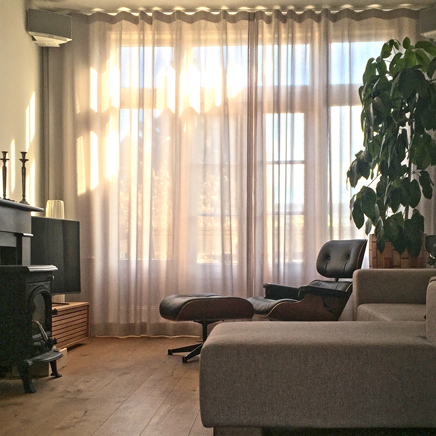 Copy of Kimik Design Gordijn No.43 Zacht Licht
