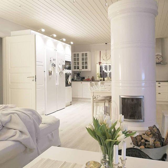 Ett vackert hem i Pargas. Tack @jeanetteshem för att du taggade praktia!  #Repost @jeanetteshem (@get_repost) ・・・