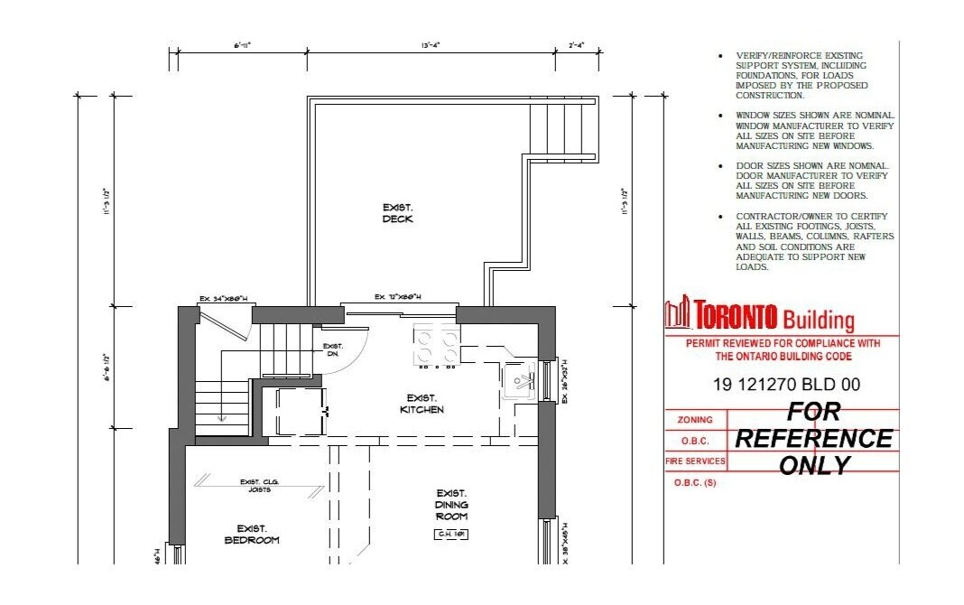 Residential As Built Floor Plan Measuring Services Bvm Contracting Design Build