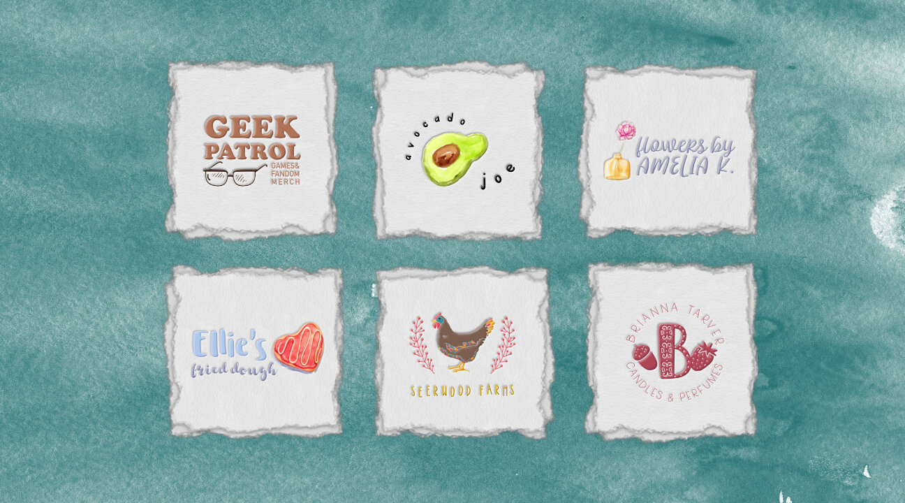 Quirky - Logo Design Practice - Behance Cover.jpg