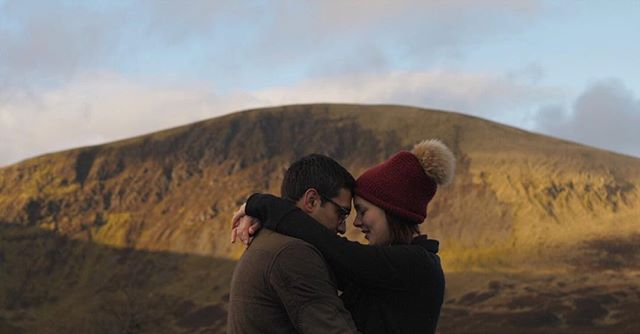 Meeting up before your wedding and filming you in a more natural environment is a great way for you to get to know me, but also create some beautiful footage for your wedding film to contrast with the more formal wedding day. Laura & Sumit took a hike together one day, and braved the elements for some wonderful sights! #weddinginspiration #weddingfilmmaker #weddingvideo #ukweddingvideographer #scotlandwedding #brawbrides #wefellinlove #scottishwedding #elopetoscotland #hinduwedding #hinduweddings #hinduweddingfilm #hindubride #errolpark