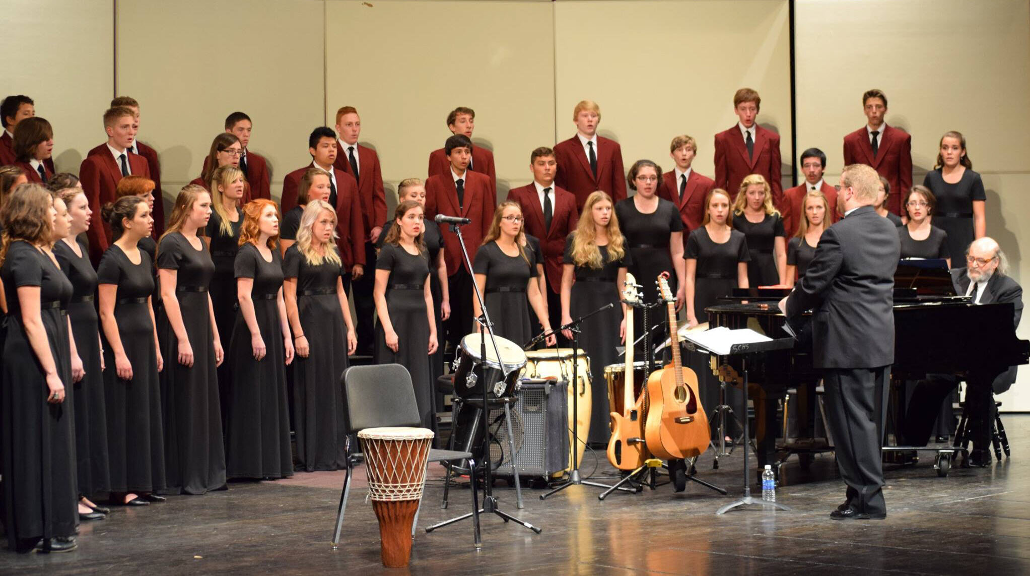 Take Action - CHOIRIncludes: Bella Voce, Cantore, Concert Choir Chamber Singers and Women's Ensemble