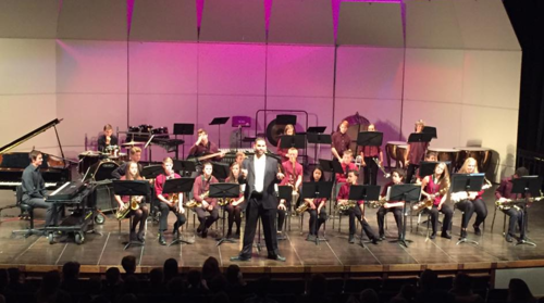 About - BANDMarching and pep bands, concert and jazz ensembles. We even have a rock and roll band!