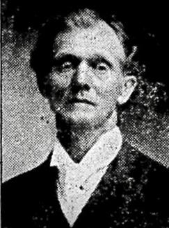 The Reverend Wiley F. Martin - Millville Baptist Church