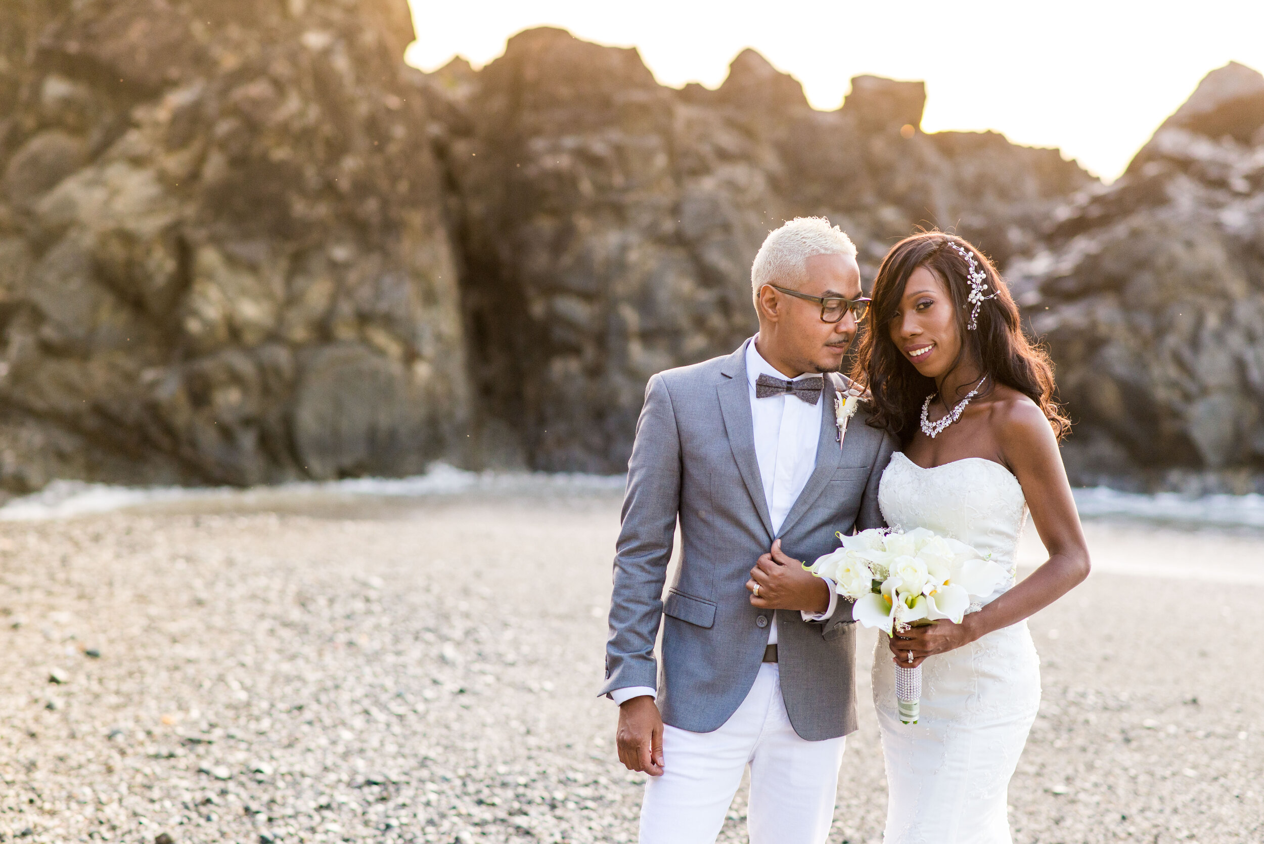 Jamie & Keisha - Amazing!! Professional!! Warm!! Excellent!! It was a honor to have them accept our invitation.. We would recommend them without hesitation...
