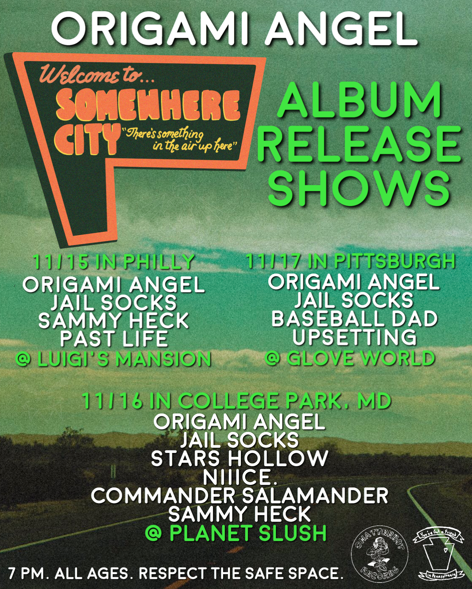 releaseshows