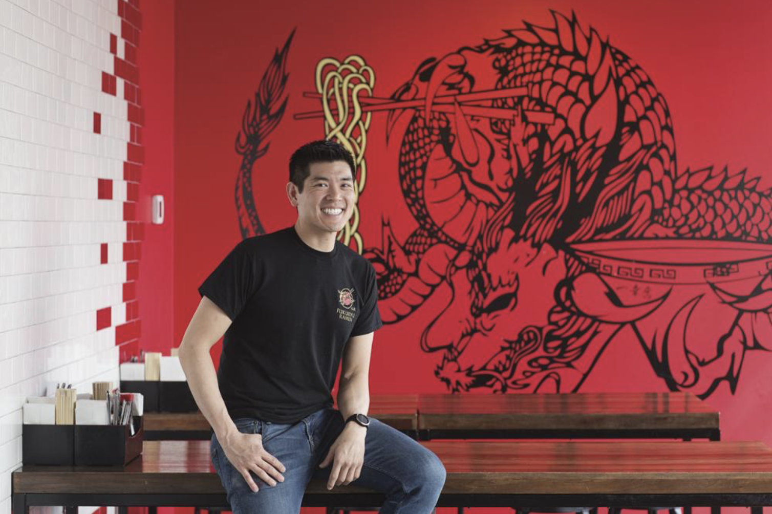 A Kahiki vet takes on ramen…   Photo by Tim Johnson, Columbus Monthly