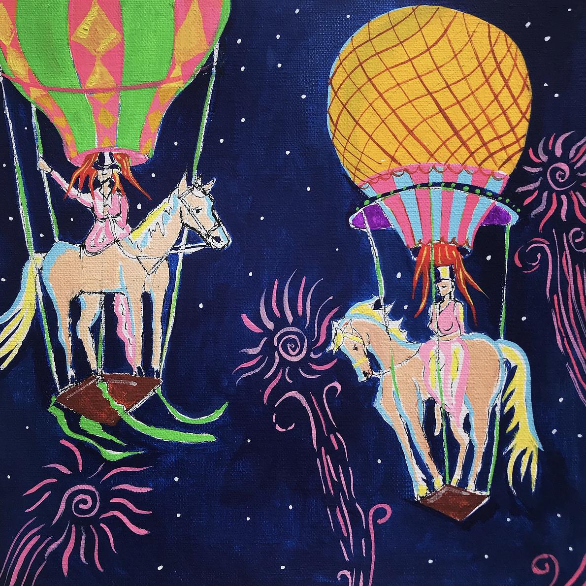 The Balloon Travelers