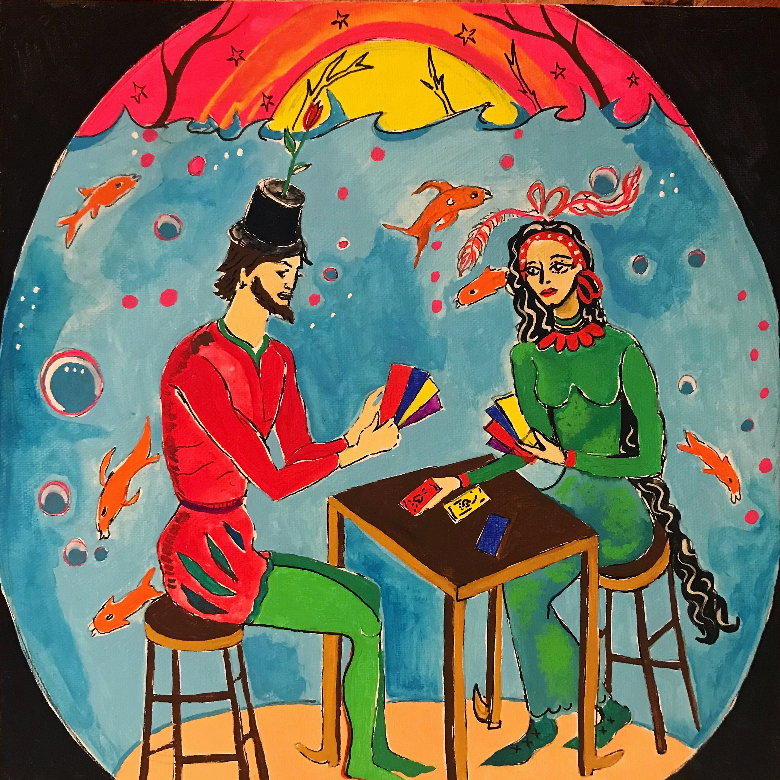 The Fishbowl Players