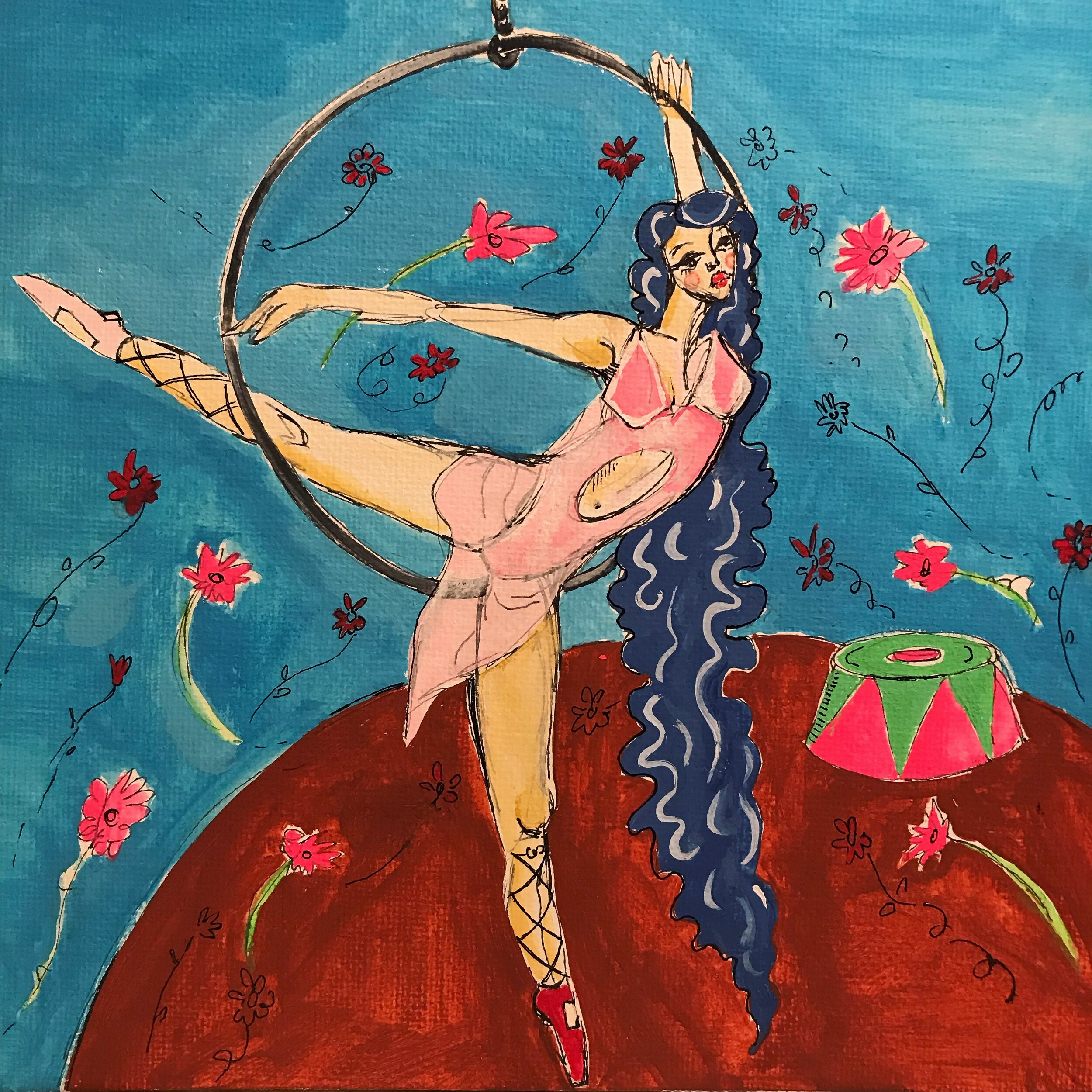 The Ring Dancer