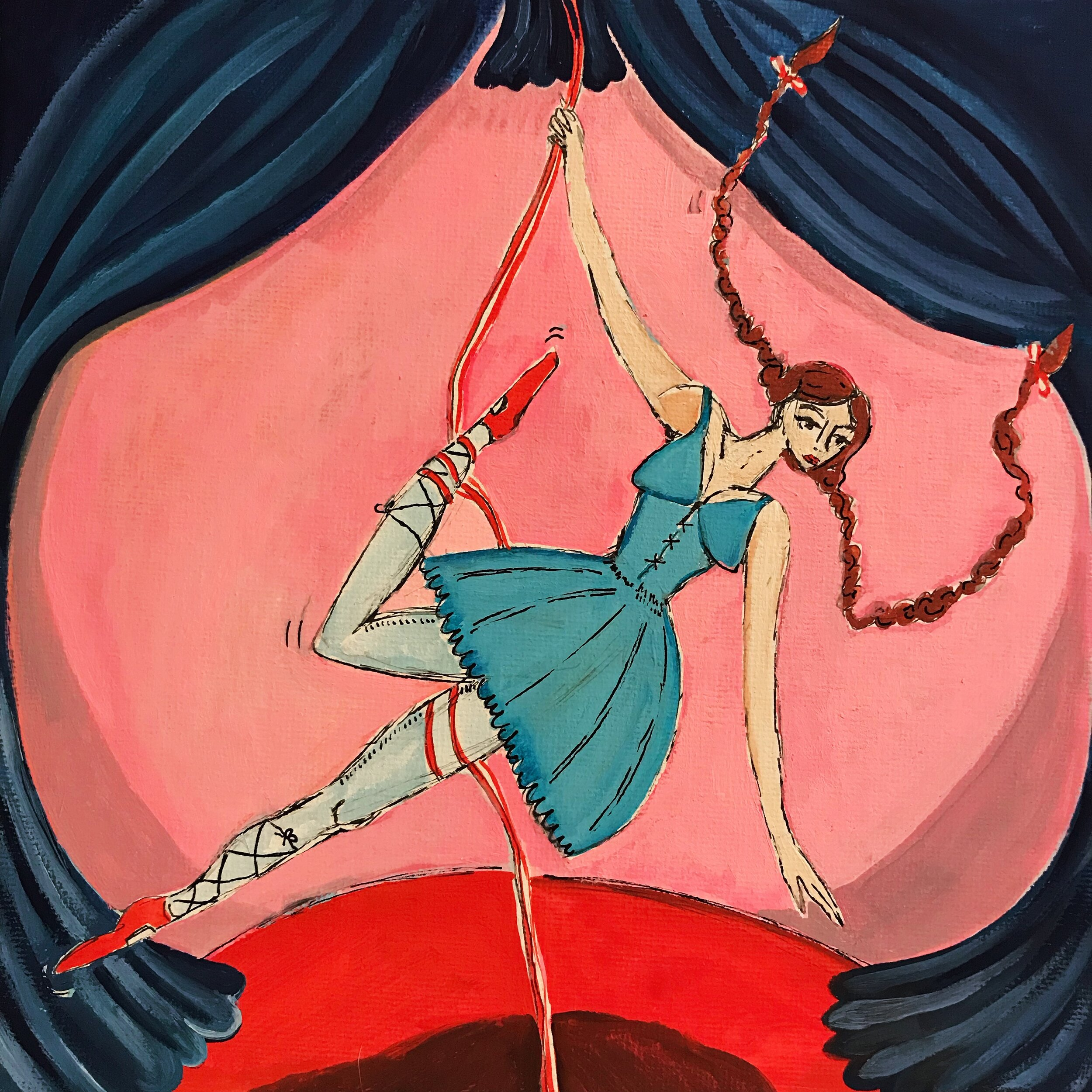 Spinning with Silks