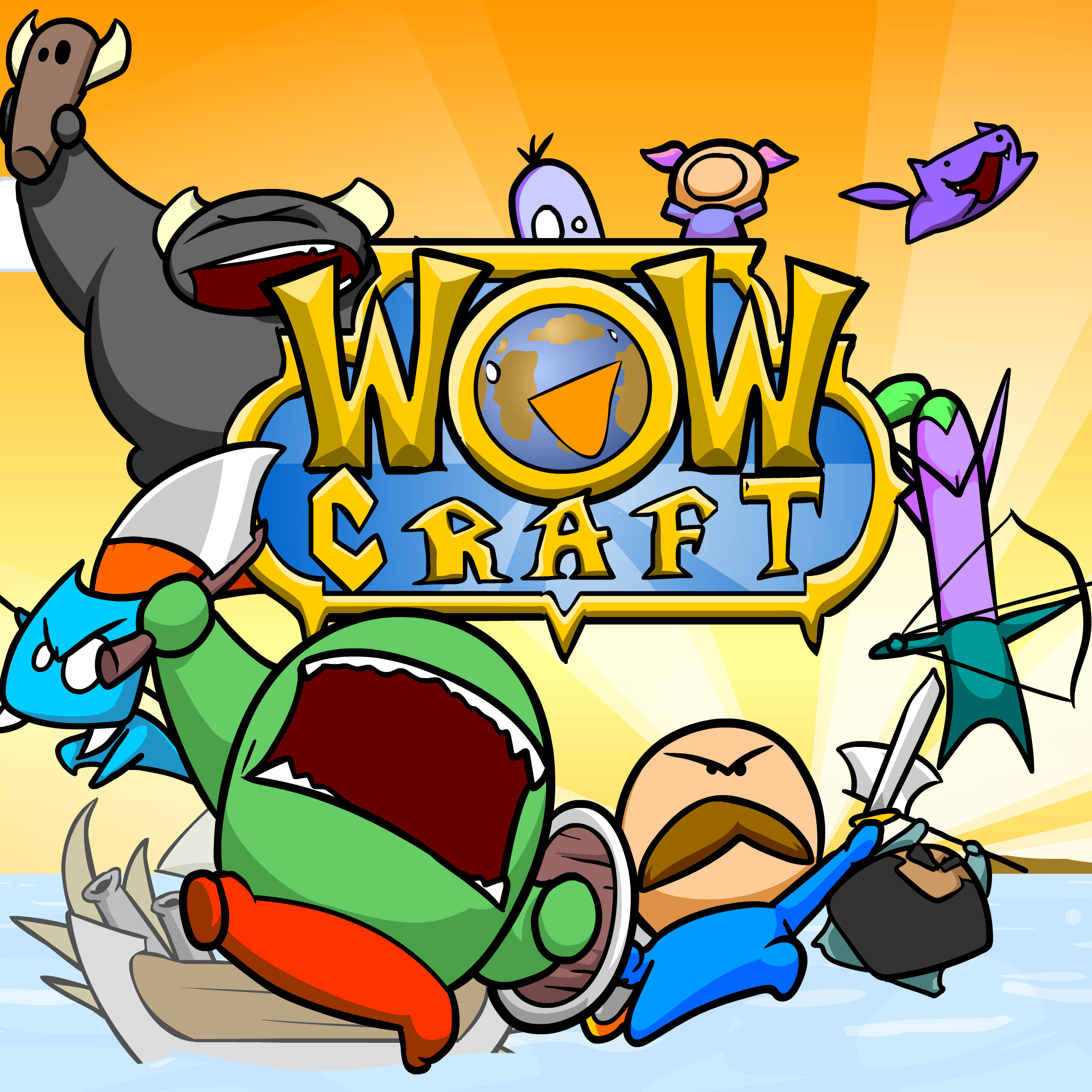WOWCRAFT: click the image above to watch