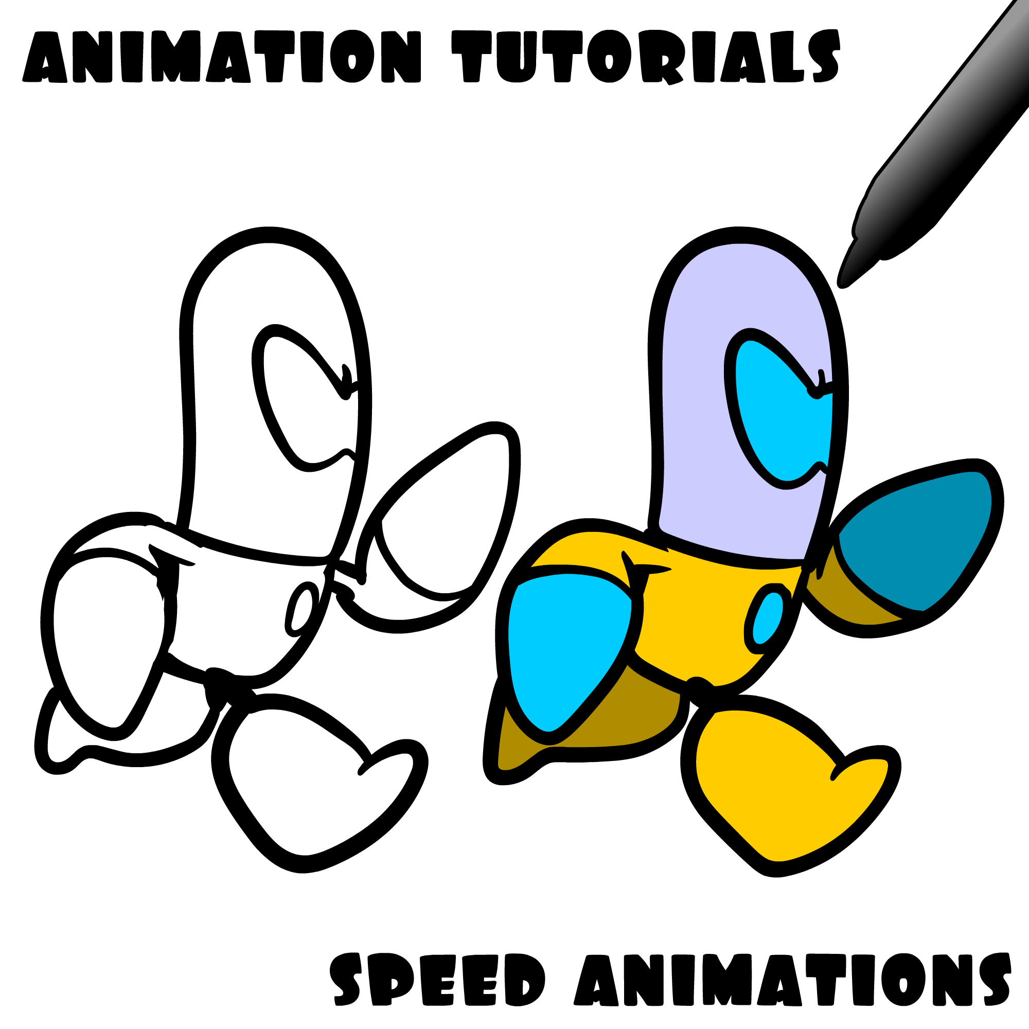 click the image above to watch Videos with speed animations and animation tutorials