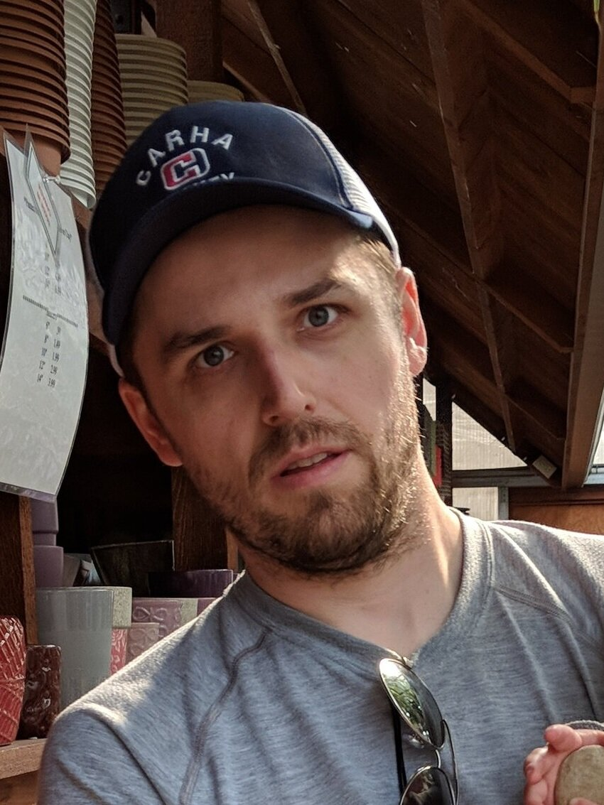 Jonathan Burton  Creator of CarBot Animations  Roles: Owner, Animator, Storyboard, Social Media, Project Manager, Director, writer  Born Feb 4th, 1988 Fonthill, Ontario, Canada  Started the CarBot Animations YouTube channel in August 2012 while going to school for a 4 year animation course at Sheridan college in Ontario Canada. After 2 years and a tough decision, he left school to pursue CarBot Animations full time. It started as a solo project but has grown to a family business.