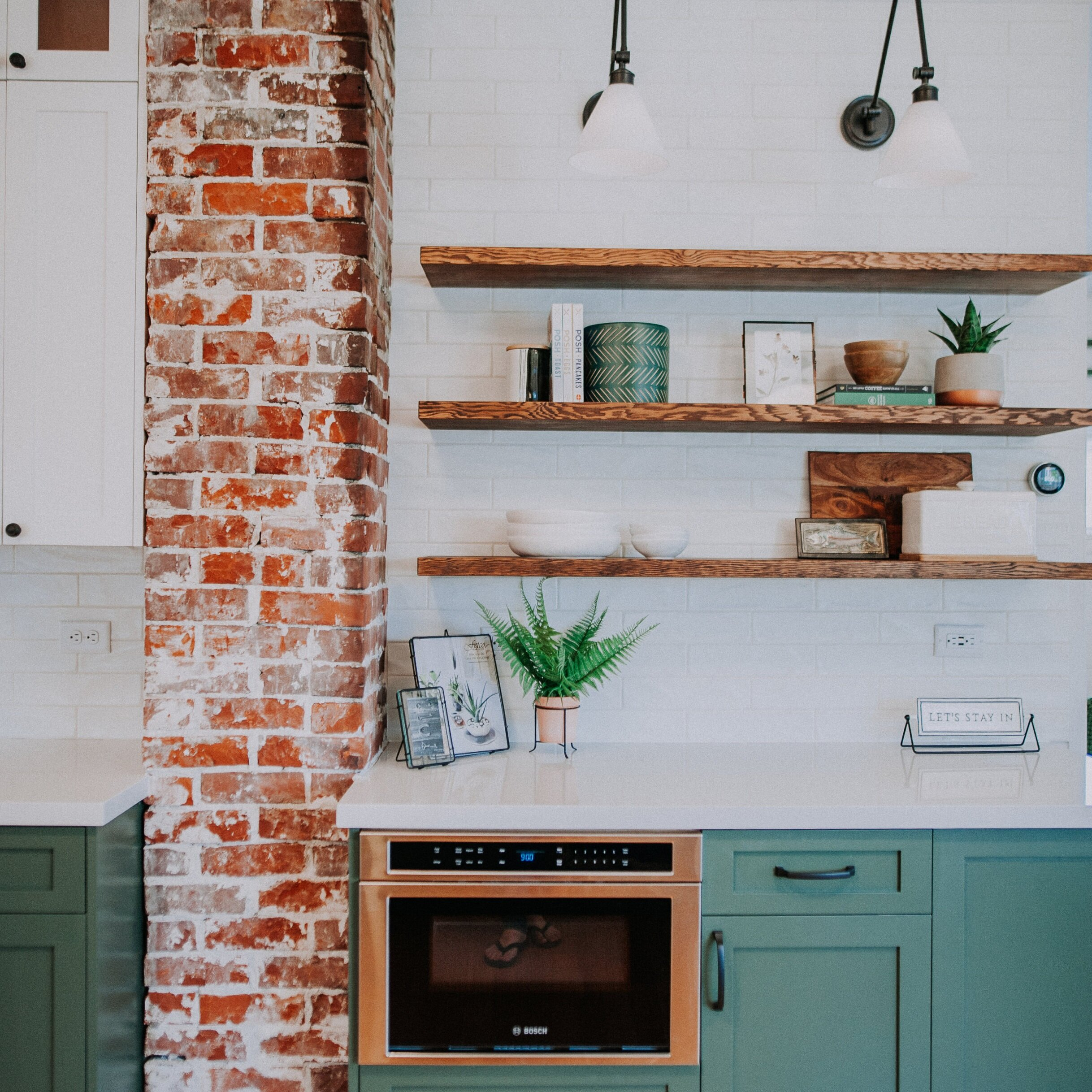 Full or Partial Remodel - Your space needs some (ahem) significant lovin'. Kitchen remodel, bathroom renovation, additions, etc. Offerings include total project management, floor plans, 3-d renderings, sourcing, purchasing, installation and accessorizing.