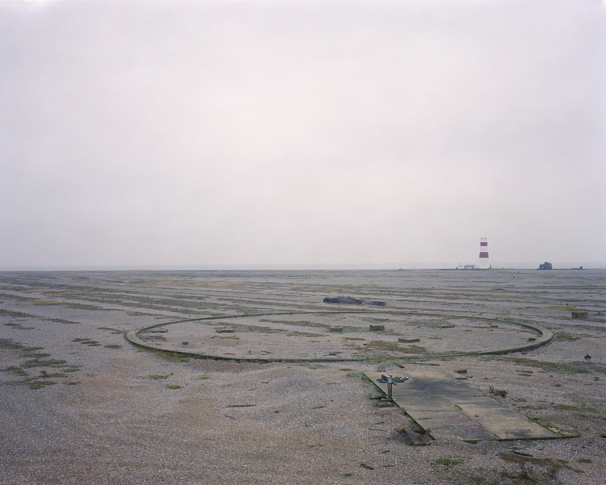 Orford Ness, Suffolk, England. 2011