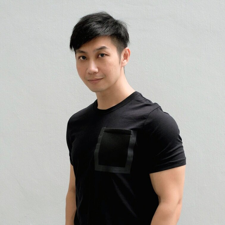 Wesley Chow Personal Trainer Sgfitfam