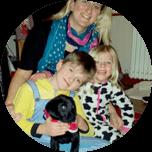 Lawrence Family & Axel the Labrador