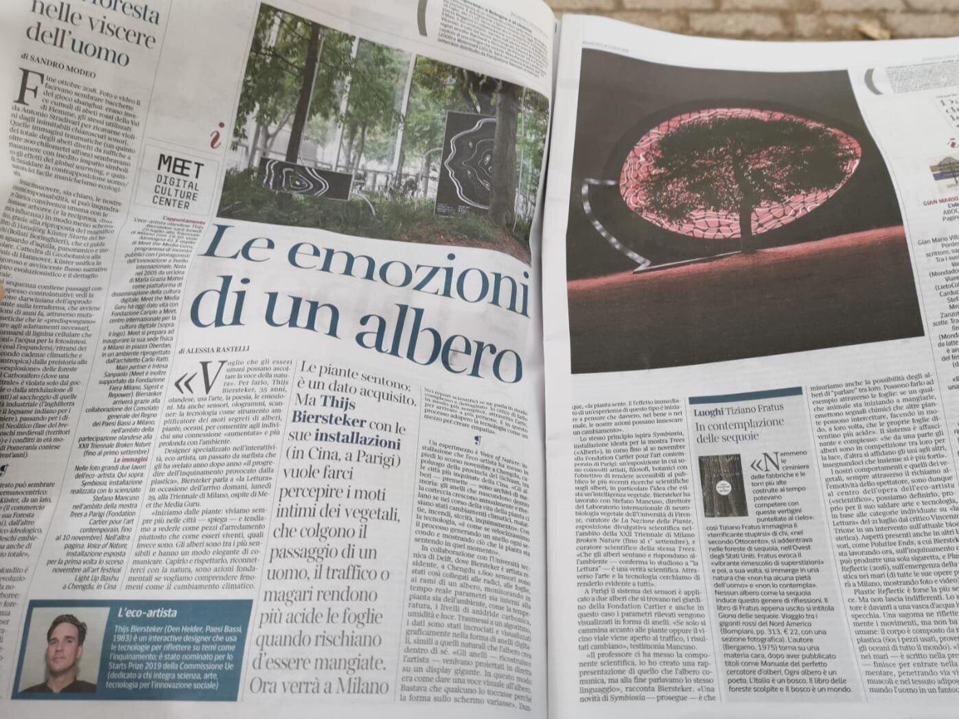 Corriere della sera- july 2019