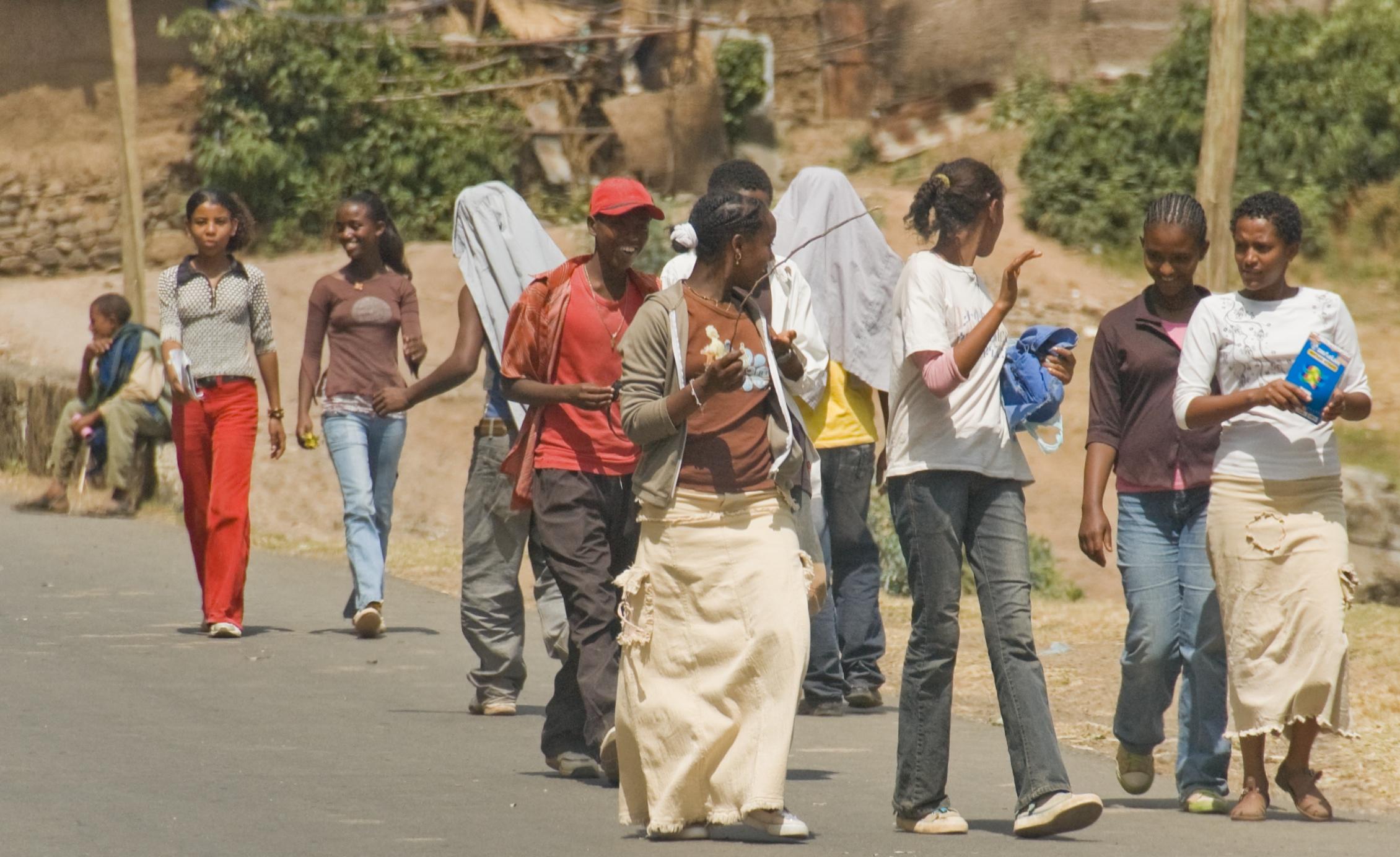 Ethiopian youth |  Alan  | flickr