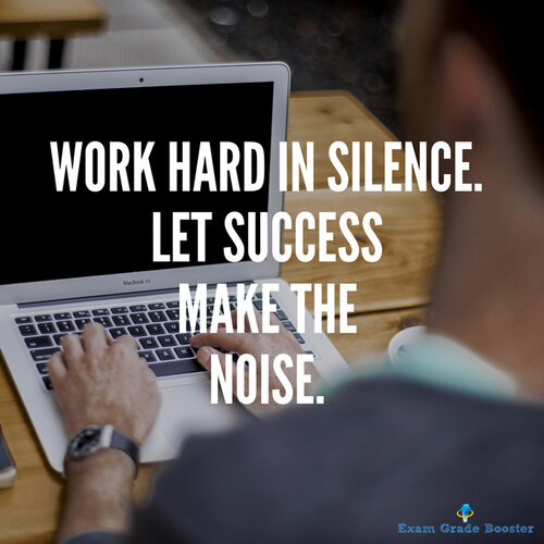 Powerful Motivational Quotes For Students To Study Real Harder