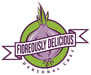 Fioreously Delicious Icon with Garlic