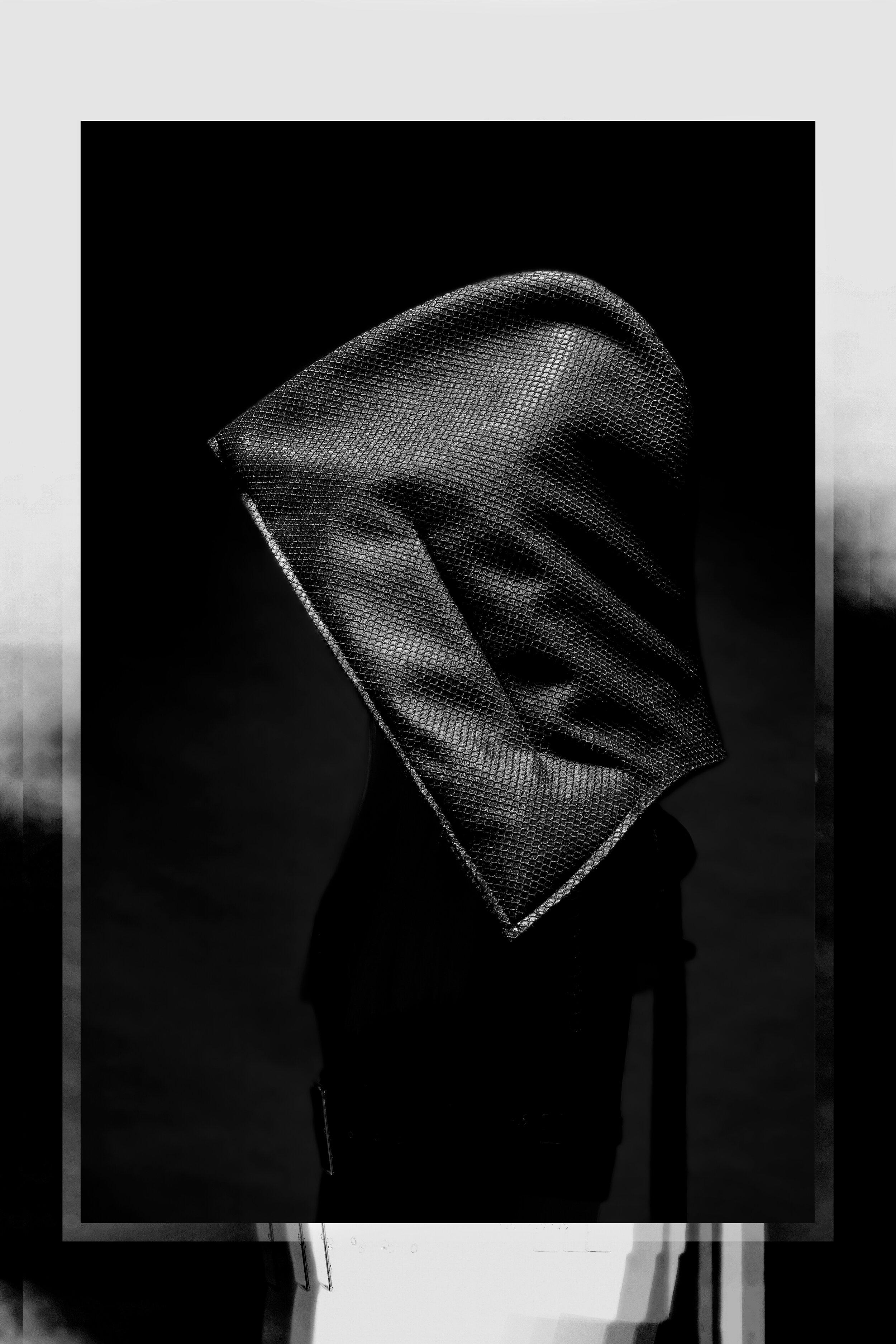 Io wearing Comme de Garçons - London, 2019