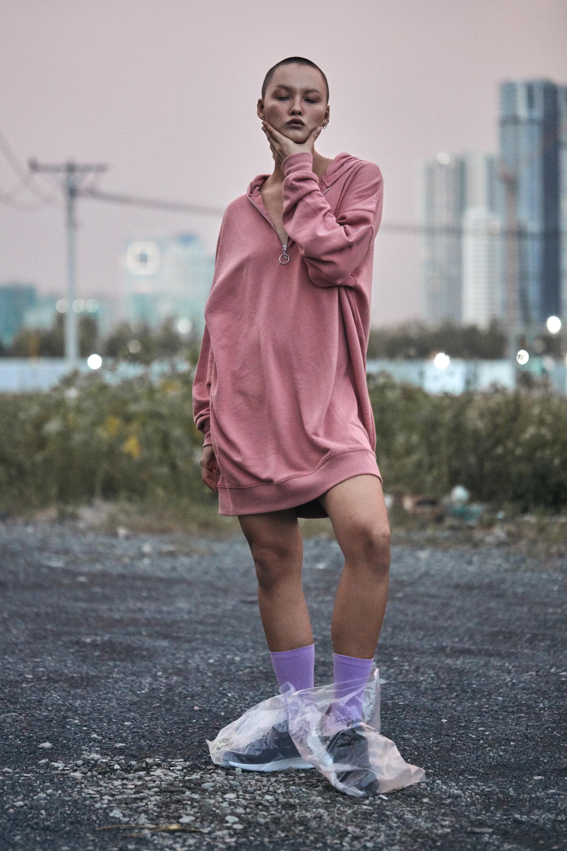 Dasha Nguyen for Hug - Saigon, 2019