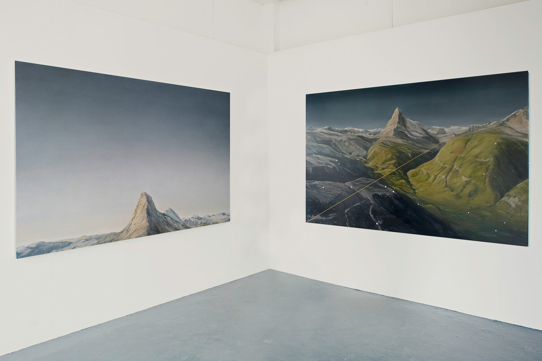 The Wildness Pleases I & II (Virtual Matterhorn)