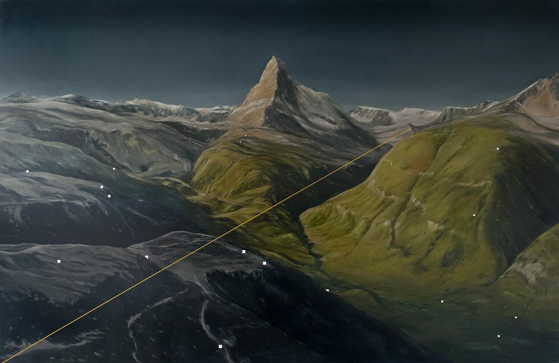 The Wildness Pleases I (Virtual Matterhorn)