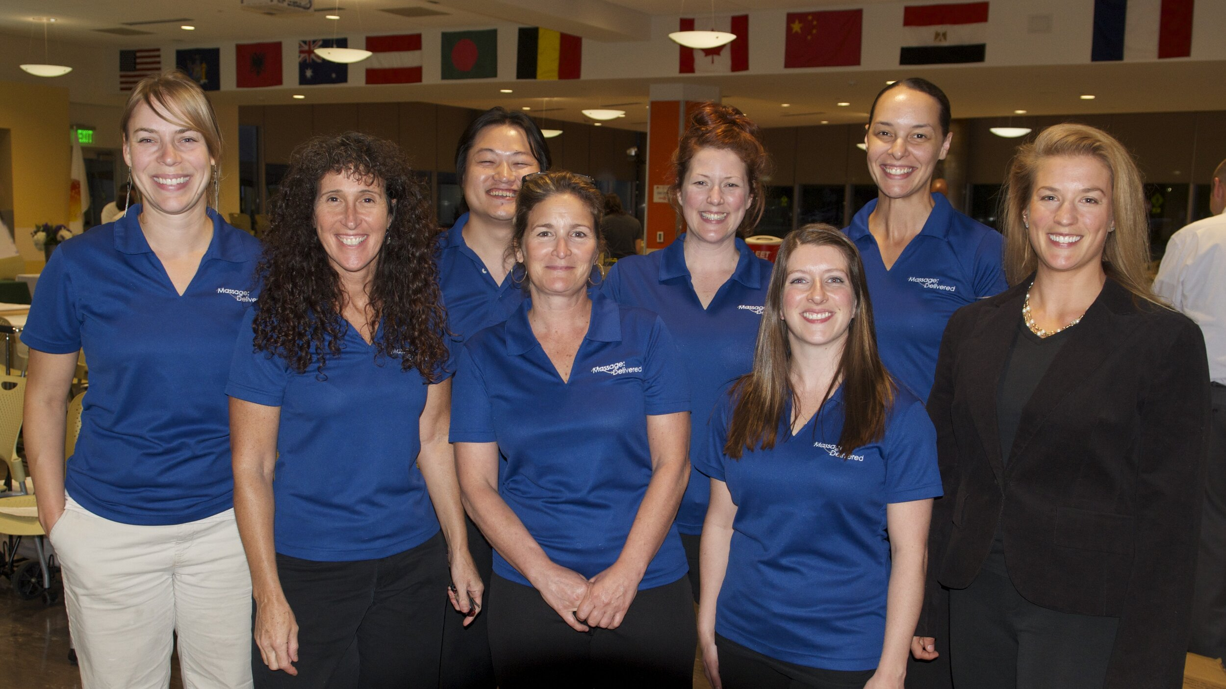 Massage: Delivered has a team of over 20 licensed massage professionals serving the Capital District and beyond.