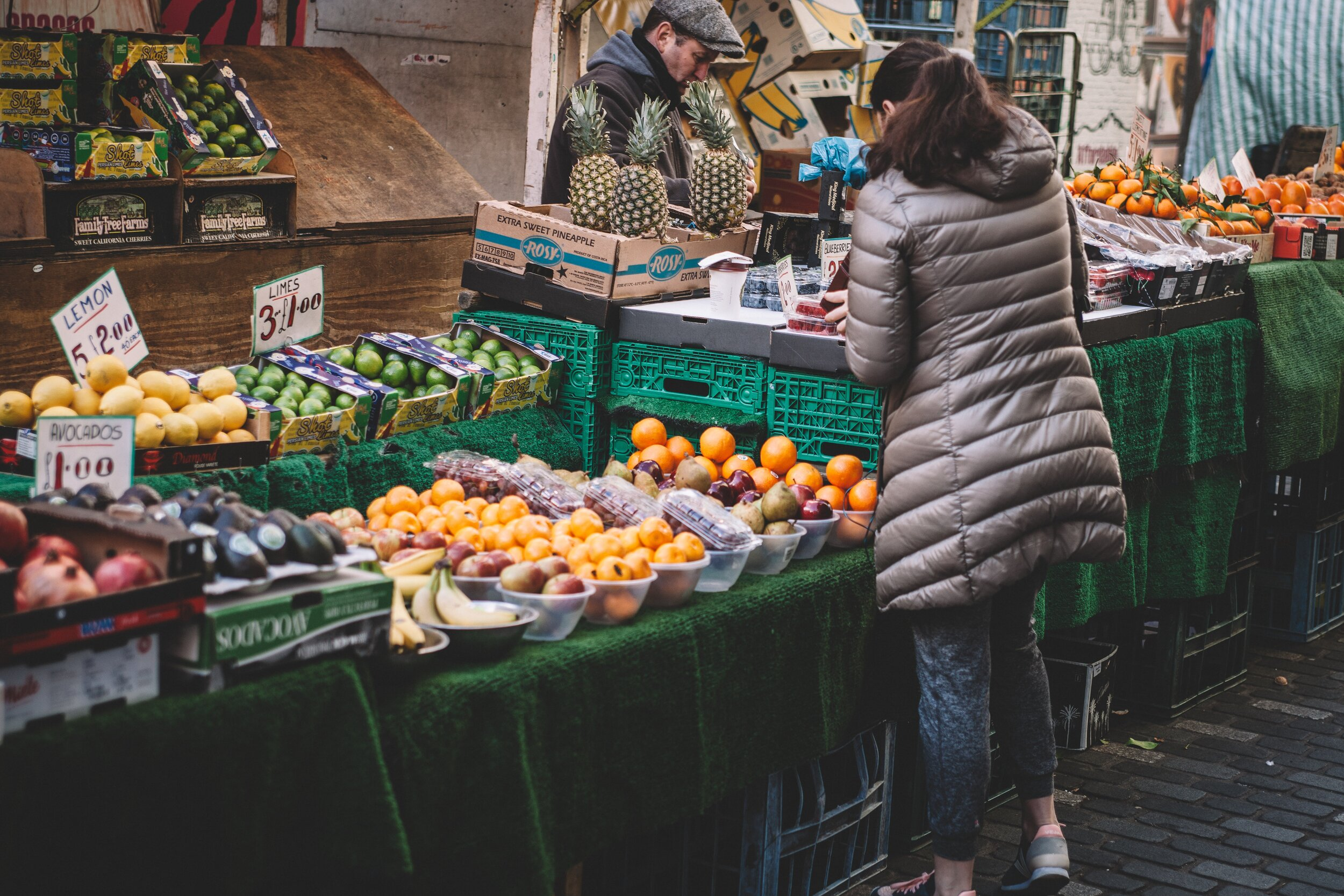 Connecting people to better options - We connect people to healthy, quality, local (when possible!) food sellers that are recommended by trusted educators. We believe if people have the proper access to knowledge and the food itself, they'll make better choices.