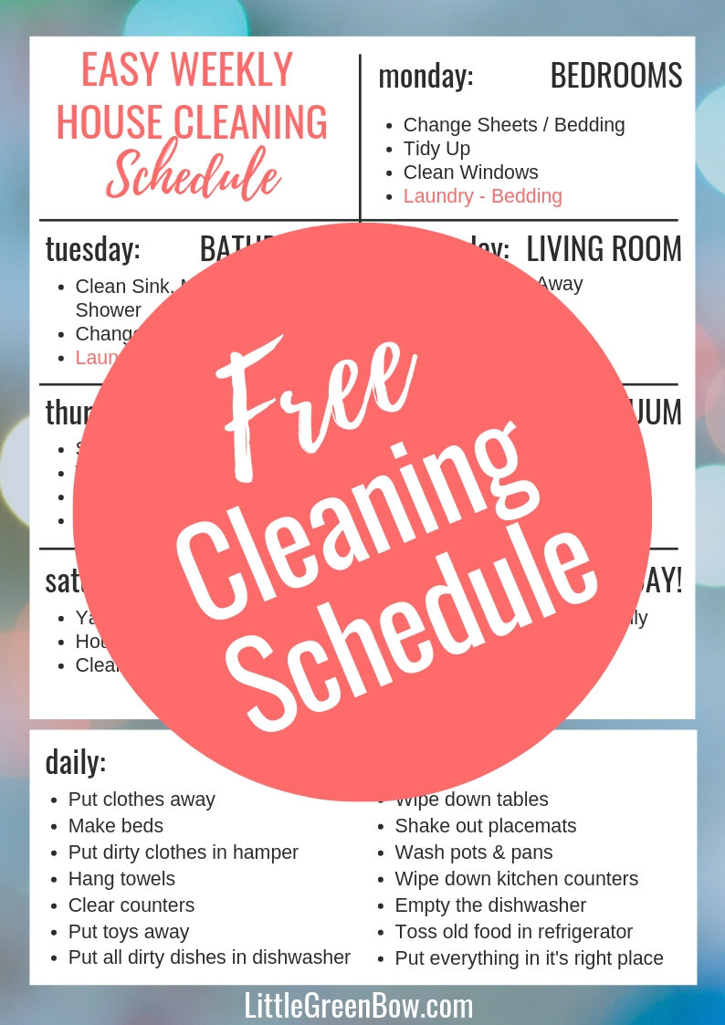 Easy-weekly-house-cleaning-schedule-printable-little-green-bow.jpg