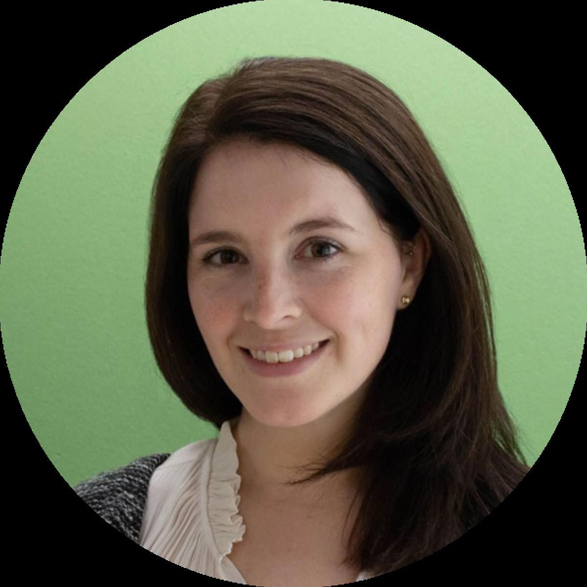 Sarah Flickenger - Synthetic Biologist