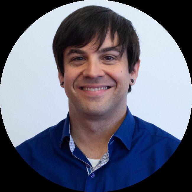 Nick Gold - VP of Marketing